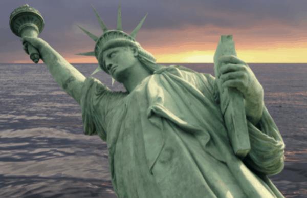Il lento declino dell'impero americano